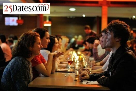 Speed dating toronto dates