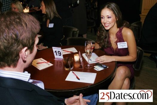 Speed dating herpes 45+